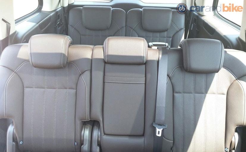 Mercedes-Benz GLS Cabin