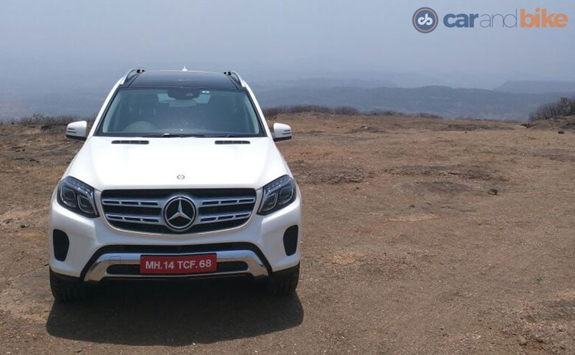 Mercedes-Benz GLS350 Review - NDTV CarAndBike