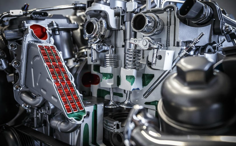 Mercedes Benz Invests 3 Billion Euros Towards New Engine