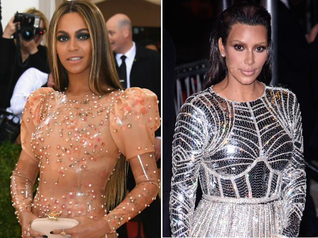 Who Wore What to Met Gala: Check Out Beyonce, Kim Kardashian And Claire Danes