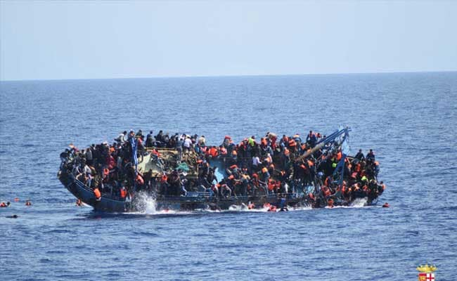 Mediterranean Sea Disasters Swallow Up Over 1,000 Migrants