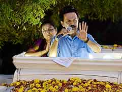 MK Stalin Attacks AIADMK For 'No Steps' For Police In Its Manifesto