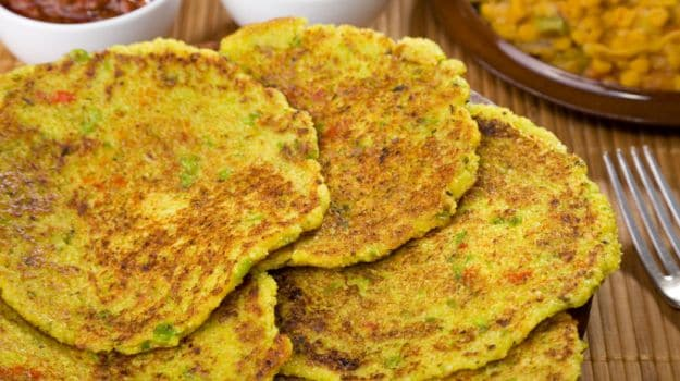 Chila, The Great Indian Breakfast: Protein Packed and Low in Calories