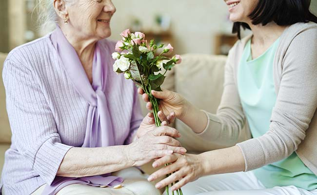 This Mother S Day Give Your Mother Gift Of Good Health