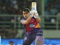 IPL 2016 : आखिरी गेंद पर धोनी के छक्के से पुणे ने पंजाब को हराया
