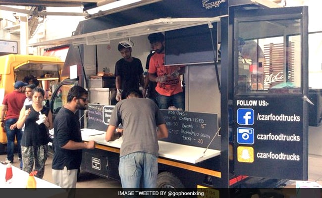 Delhi Food Truck Festival Is Back With Its Second Edition