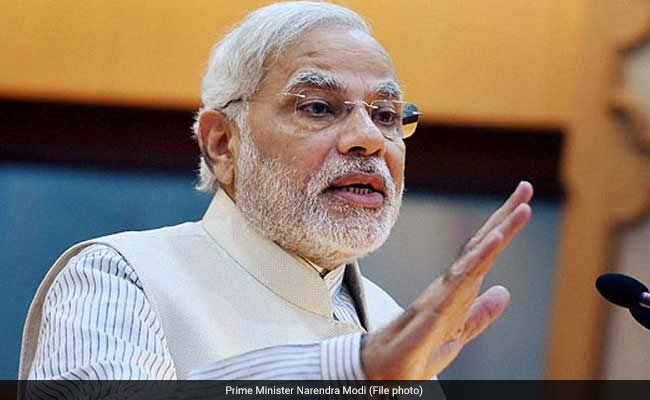 Happy To See Girl Students Shine: PM Modi