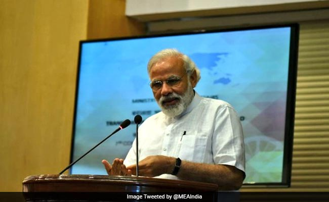 PM Narendra Modi Reviews Preparations Of International Yoga Day