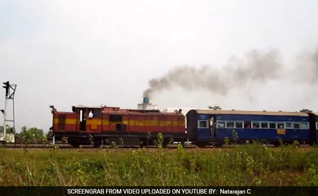 130-Year-Old Century Express Chugs Into Pages Of History