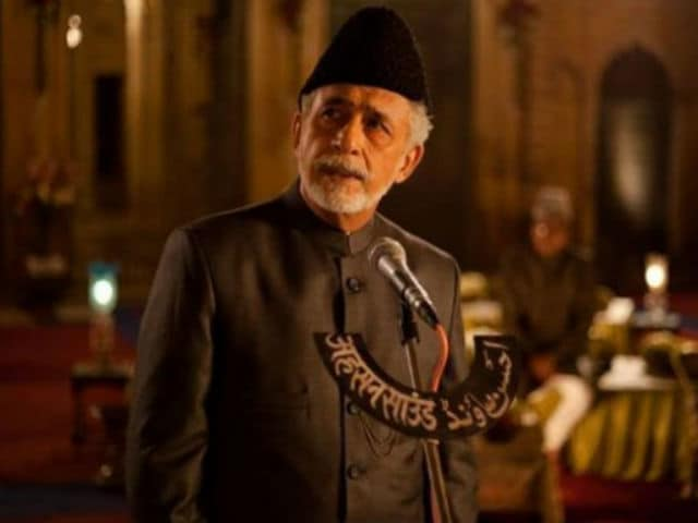 Naseeruddin Shah is 'Envious' of These Actors