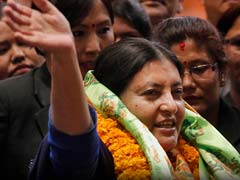 President Bidya Devi Bhandari, Laxmi Rai In Race For Presidency In Nepal