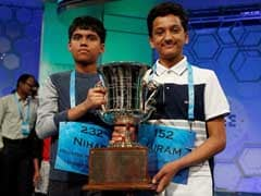 Indian-American Spellers Co-Champs In US Spelling Bee