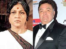Life Catches up With Nirupa Roy. Don't Laugh Now, Tweets Rishi Kapoor