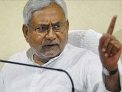 Nitish Kumar's Party Defers Meeting To Review Support To Notes Ban