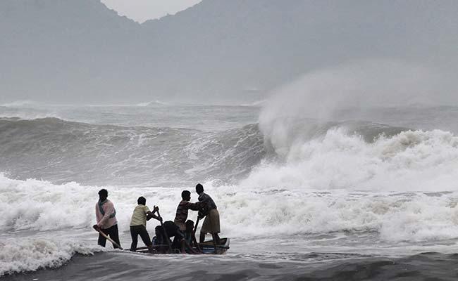 Cyclone Set To Hit Odisha, Andhra Pradesh Coast Tonight: Weather Office