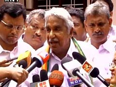 Solar Panel Submits Report; Did Nothing Wrong, Says Oommen Chandy
