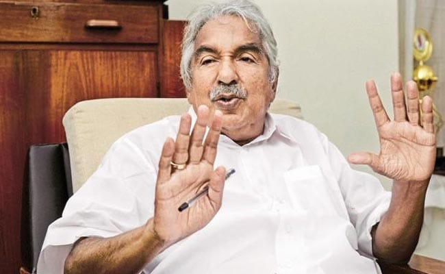 Denied Natural Justice By Government In Solar Case: Oommen Chandy