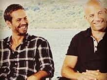 Vin Diesel Remembers Paul Walker While Filming <I>Fast 8</i>