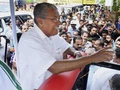 Pinarayi Vijayan To Be Sworn-In As Kerala Chief Minister On May 25