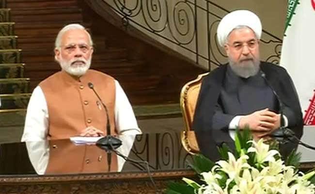 भारत और ईरान के बीच हुए हैं ये 12 समझौते