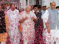 Celebrations, Controversy As Narendra Modi Government Turns 2: 10 Developments