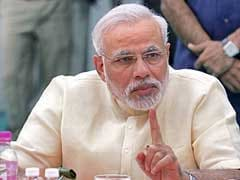 बीजेपी सांसदों से मिले प्रधानमंत्री नरेंद्र मोदी, संसदीय क्षेत्र में सात रातें गुजारने की दी नसीहत