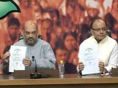 BJP Releases PM Modi's Degrees, Arvind Kejriwal's AAP Calls Them 'Fake'