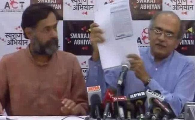 Swaraj Abhiyan To Launch Political Party By October 2