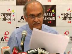 "Rafale Deal ""Largest Defence Scam"" In India's History: Prashant Bhushan"
