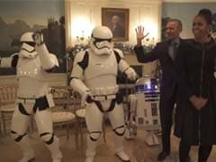 How POTUS, FLOTUS and Zuckerberg Celebrated Star Wars Day