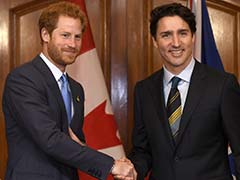 Prince Harry, Canada's Justin Trudeau Mark Wounded Soldiers Event