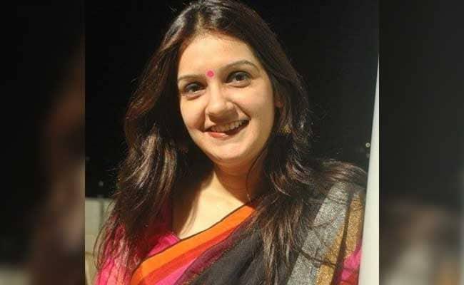 प्रियंका चतुर्वेदी के साथ कांग्रेस कार्यकर्ताओं ने की बदसलूकी, ट्विटर पर छलका दर्द