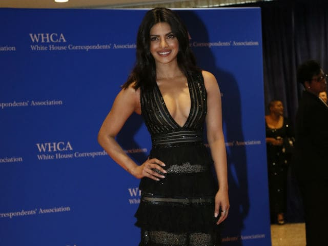 Priyanka Chopra Joins The Obamas At White House Dinner