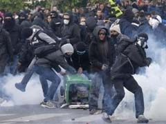 French Police Protest 'Anti-Cop Hatred'