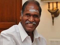 N Rangasamy To Be Sworn In As Puducherry Chief Minister Tomorrow