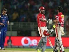 आईपीएल 2016 : किंग्स इलेवन की मुंबई इंडियन्स पर बड़ी जीत, एकदम एकतरफा रहा मुकाबला