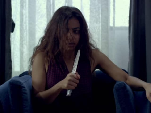 Radhika Apte Explains Why Phobia is Not a Typically Indian Horror Film