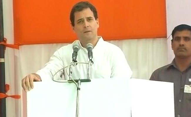 देश में पीएम मोदी और मोहन भागवत की ही चलती है : लोकतंत्र बचाओ रैली में राहुल गांधी