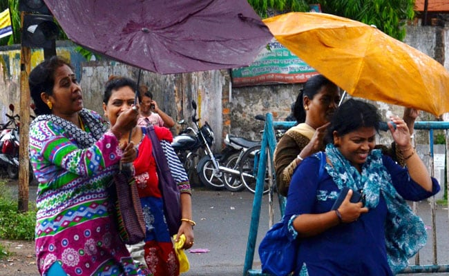 Weather Forecast Today: Heavy Rain Expected In Maharashtra, Andhra Pradesh, Telangana