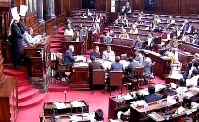 BJP Only Party To Re-send Retiring Muslim MPs To Rajya Sabha