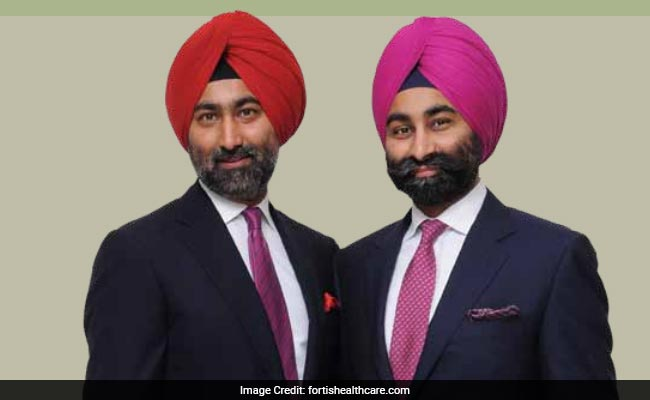 Billionaire Singh Brothers Resign From Fortis Healthcare Board