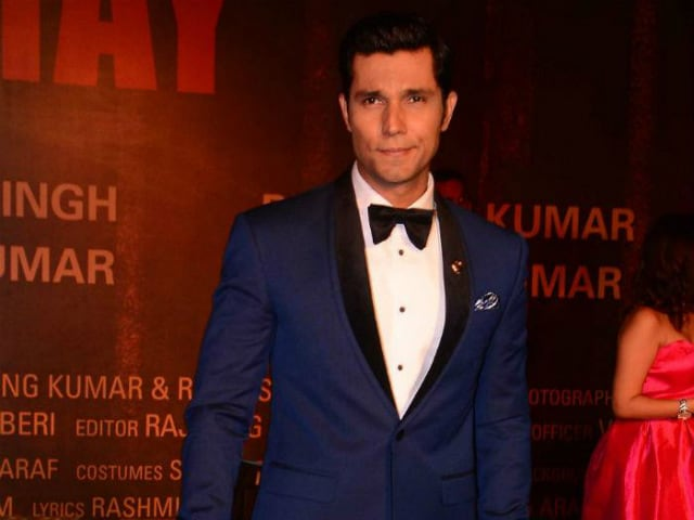 Randeep Hooda Says His Best Role is 'Yet to Come'