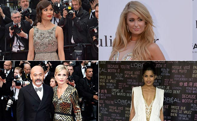 Cannes Fashion: 7 Times Foreign Stars Wore Indian Designers