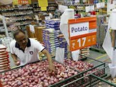 Retail Inflation Hits Seven-Month High In October