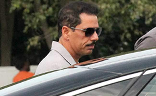 'Cheers, Robert Vadra' Said Email, Inquiry Expands To Dubai