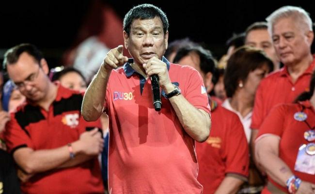 फिलीपीन्स राष्ट्रपति चुनाव में तेजतर्रार विपक्षी नेता दुतेर्ते की जीत : निगरानी संस्था