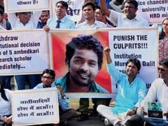 At Campus Where Rohith Vemula Died, New Tension For ABVP And Dalit Group