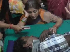 BJP's Roopa Ganguly Attacked, Allegedly By Trinamool Workers Near Kolkata