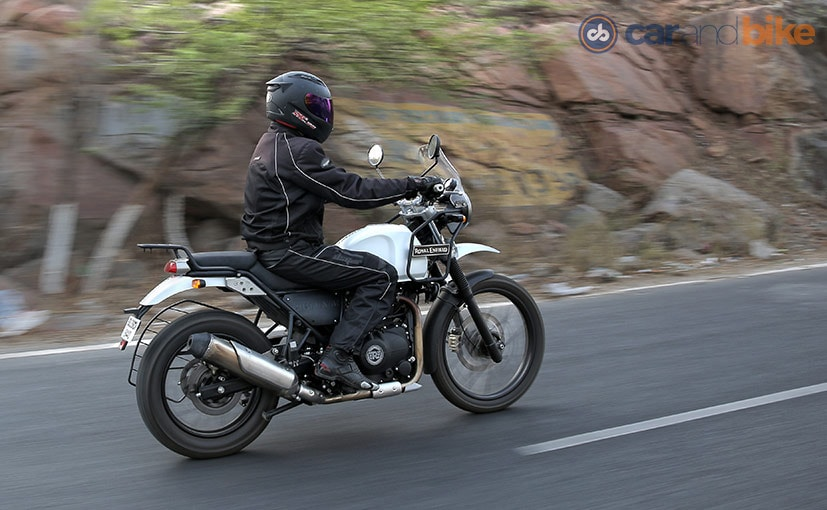 Royal Enfield Himalayan - simple adventure tourer