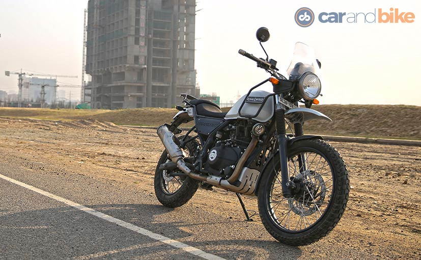 Royal Enfield Himalayan - Simple and purpose-built